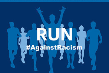 RUN#AgainstRacism