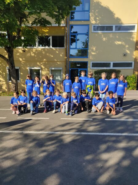 Gruppenfoto - Heinrich-Seliger-Schule